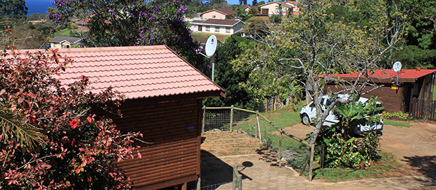 cozy cabins, pet-friendly, accommodation, self catering, southport, port shepstone, seaview accommodation, south coast